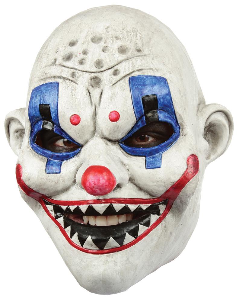 clown gang raf mask