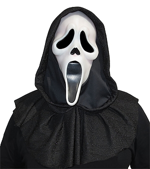 25th Anniversary Mask-Scream