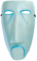 Shock Mask Adult- The Nightmare Before Christmas