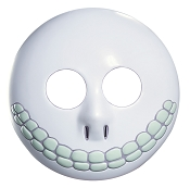Barrel Mask Adult- The Nightmare Before Christmas
