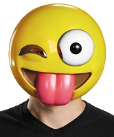 Tongue Out Mask- Emoticon