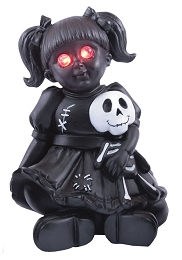 5 Inch Vicious Moments Girl Figurine