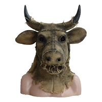 Scarecrow Bull Mask