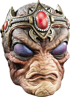 The Commander Alien Mask