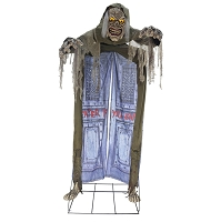 Looming Ghoul Animated Archway Prop
