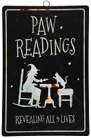 Paw Readings Revealing All 9 Lives Sign