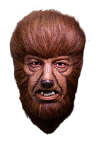 The Wolf Man Mask- Universal Classic Monsters
