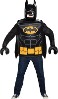 Batman Classic Adult Costume- Lego Batman