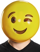 Wink Mask- Emoticon