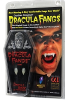 Dracula House Fangs-Large