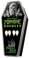 Dracula House Zombie Bites Double- Large