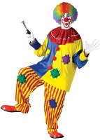 The Big Top Adult Clown Costume