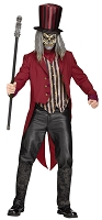 Adult Ringmaster Ghoul Costume