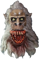 Fluffy The Crate Beast Mask- Creepshow