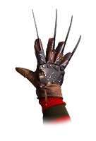 Deluxe Freddy Glove- A Nightmare On Elm Street 4: The Dream Master