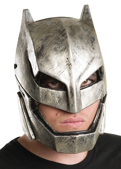 Armored Batman Half Mask - Dawn Of Justice