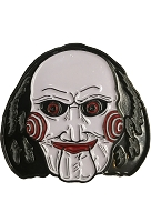 Billy Puppet Enamel Pin- SAW