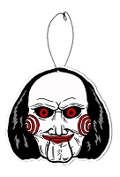 Billy Puppet Fear Freshener- SAW- Cinnamon Scent