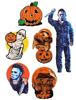 Wall Decor Michael Myers Series 1- Halloween