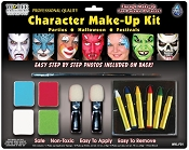 Wolfe Brothers Character Makeup Kit