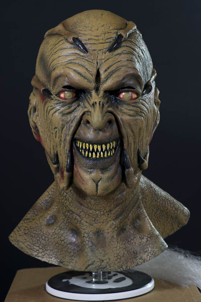 latex Jeepers mask creepers