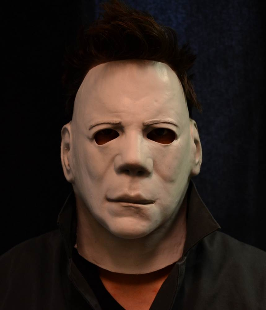 Michael Myers Face Halloween 2020 Official Halloween II Michael Myers Face Mask
