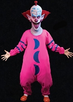 Killer Klowns Slim Costume