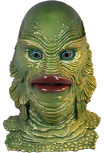 Creature From The Black Lagoon Mask- Universal Classic Monsters