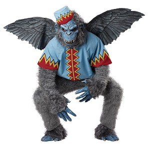 Evil Winged Monkey Costume