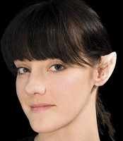 Pointed Space Ear Tips - Small