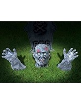 Ground Breaker Zombie Lawn Decor