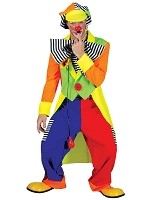 Spanky Clown Costume