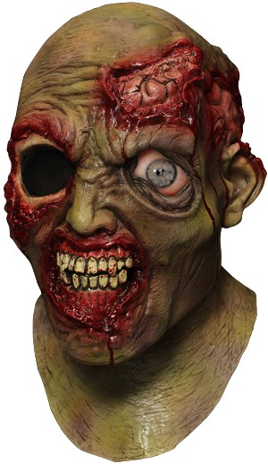 Wandering Eye Zombie Animated Mask