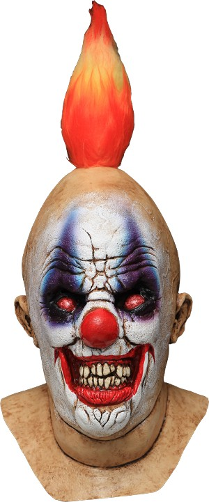 Squancho the Clown Mask