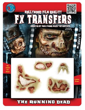3D FX The Running Dead Transfer