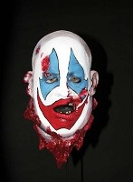 Crazy Clown Head