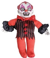 Haunted Clown Doll