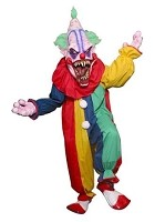 Big Top Clown Suit