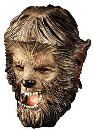 The Wolfman Mask - Deluxe