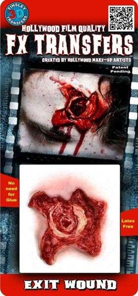 3D FX Exit Wound Transfer