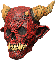 Red Death Mask