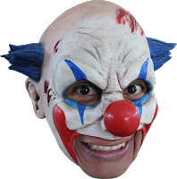 Clown Chinless Mask