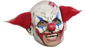 Deluxe Clown Chinless Mask