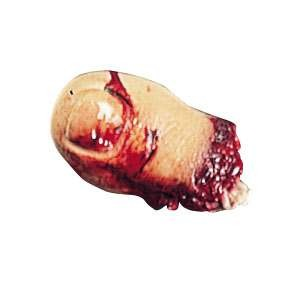 Severed Big Toe