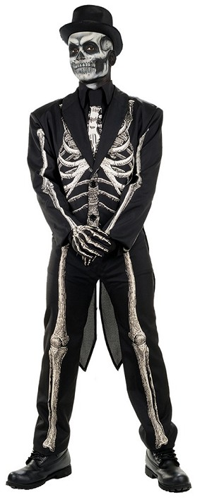 Bone Chillin Plus Size Costume