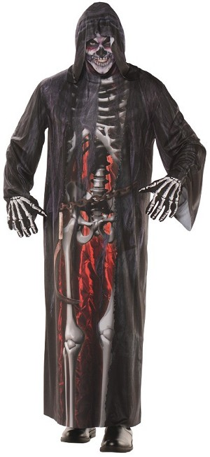 Photo Real Grim Reaper Robe