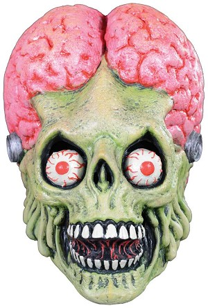 Mars Attacks Mask