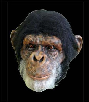 Deluxe Chimp Mask