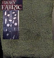 Freaky Fabric Green