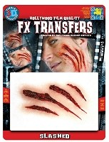 3D FX Slash Marks Transfer